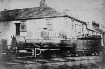 Stockton & Darlington Railway 0-6-0 no. 35.