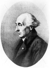 Joseph Louis Lagrange  Italian-born mathematician  c 1800.