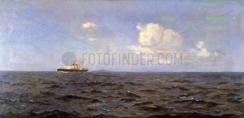 'To Ireland'  1905.