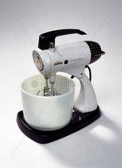 Sunbeam 'Mixmaster' food mixer  c 1953.