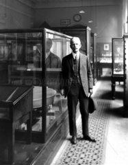 George Ellery Hale  American astronomer  1918.