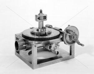 Maudslay screw thread cutter  c1800-1805.