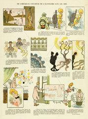 'L'Heureuse Influence de l'Alcoolisme dans les Arts'  1904.