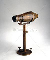 Voigtlander daguerreotype camera  1841.