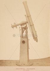 Transit of Venus telescope  1876.
