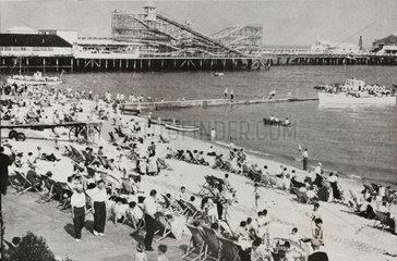 Clacton-on-sea  1964.