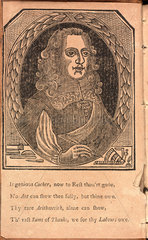 Edward Cocker  English mathematician and engraver  17th century.