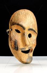 Inuit spirit mask  Alaska.