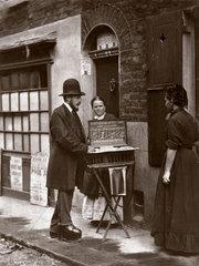 'Street Doctor'  1877.