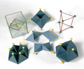 Proposed Benzene structures  19th century.