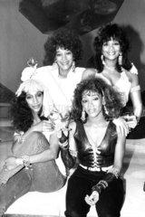Sister Sledge  June 1985.
