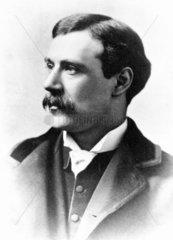 William Friese Greene  English pioneer cinematographer  c 1890.