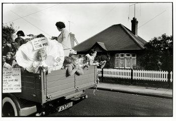 Herne Bay Carnival  1967.