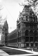 The Natural History Museum in London  c 192