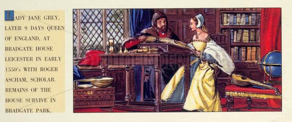 Lady Jane Grey  1550s  (c 1950s).