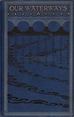 Cover to a book on inland navigation  1906.