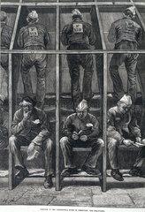 Prison treadwheel  1874.