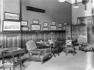 Directors' Smoking Room  Paddington station