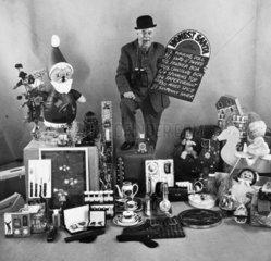 'Honest Santa'  November 1968.