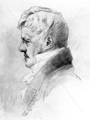 Johann Gaspar Spurzheim  German phrenologist  1815.