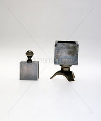 Standard cubic inch measure  1889.