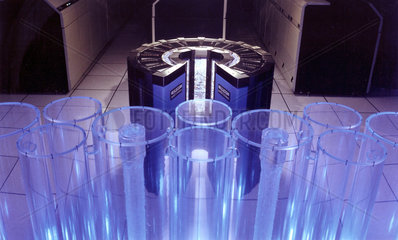 Cray 2 Supercomputer  NASA  1 January 1987.