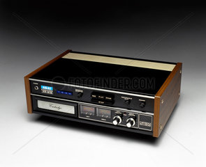 Akai 8-track stereo cartridge tape recorder  1975.
