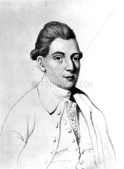 Matthew Wasborough (1753-1781)  English engineer  c 1780s.