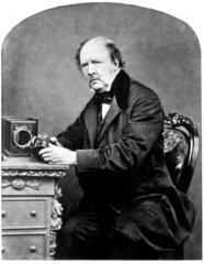 William Henry Fox Talbot  pioneer photograper  1860s.