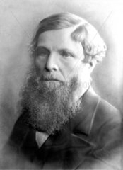 William Froude  English engineer and naval architect  c 1870.