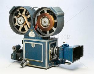 Technicolor camera  c 1940s.