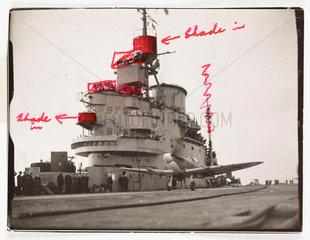 Aircraft carrier  1943.