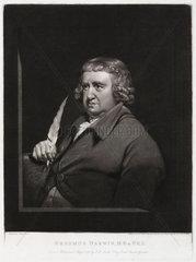 Erasmus Darwin  English physician  1797.