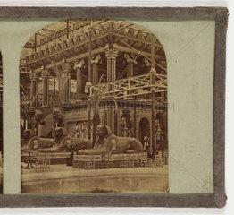 'The Assyrian Court'  1852 .