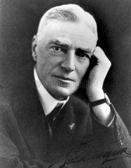 George Rudd Thompson  English chemist  c 1920.