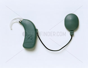 Cochlear implant  1999.