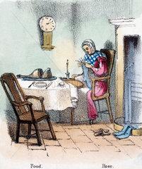 'Food  Hose'  c 1845.