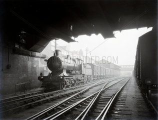 Milk Train 1pm departure from Paddington  9th February 1928.