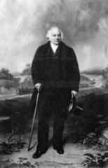John Ellis  MP and railway chairman  c 1850s.