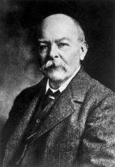 John Henry Poynting  English physicist  early 20th century.