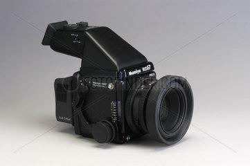 Mamiya RZ67 medium format camera  2002.