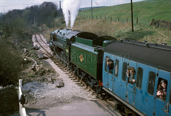Keighley & Worth Valley Railway  c 1974.