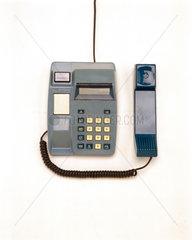 Sceptre 100 Push Button Telephone  1984.