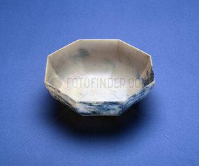 Hexagonal Bandalasta Ware bowl   c 1926.