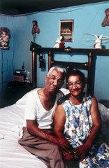 Billie and Deedee Pierce  New Orleans  1971.