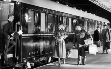 The 'Orient Express'  1982.