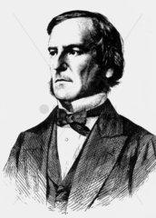 George Boole  English mathematician  c 1840s.