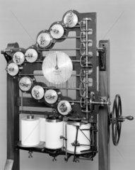Lord Kelvin's tide-predicting machine  1872