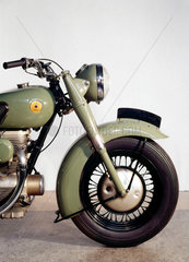 Sunbeam S7 500cc motorcycle  1951.