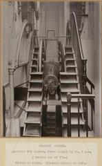 Airy transit circle  Greenwich  London  1914.